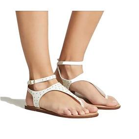 Sandalias De Mujer Forever 21 Con Tachas