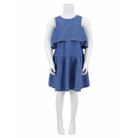 Vestido Innermotion Para Niñas. Estilo 7128