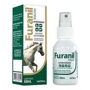 Furanil Solução Antimicrobiano Spray 60ml Vetnil