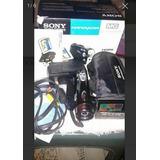 Cámara Sony Handycam Hd-v12/dv-k109