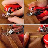 Mini Maquina De Coser Manual Handy Stitch