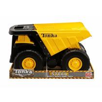 Tonka Camion Resistente De Volteo Acero Y Plastico Duro