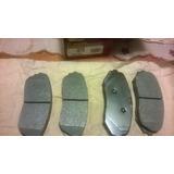 Pastillas De Freno Ceramicas Delanteras Suzuki Grand Nomade