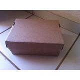 Caja De Cartón 20x15x8 Cms Modelo 1 (uno)