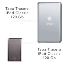 Carcasa Tapa Trasera Apple Ipod Classic 120 Gb