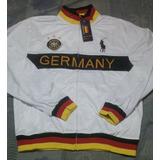 Chaqueta Alemania Y España