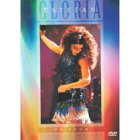 Dvd - Gloria Estefan - On Tour - Live In Concert