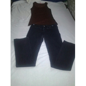 Pantalon Y Blusa Para Dama.