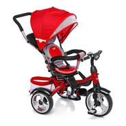 Triciclo Felcraft Little Tiger Spin Asiento Giratorio 360