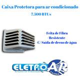 Caixa Protetora Para Ar Condicionado De Janela