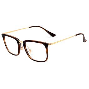 Raray Ban Rx 7141 - Óculos De Grau 5754 - Lente 5,2 Cm