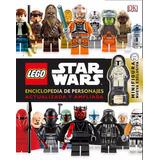 Lego Star Wars Enciclopedia De Personajes Español Nuevo