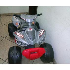Mini Quadriciculo Bandeirantes 12v Duas Velocidades
