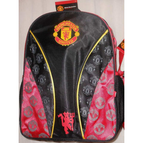 Mochila Backpack De Manchester United Ruz