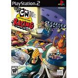 Jogo Ps2 - Cartoon Network Racing - Frete Grátis