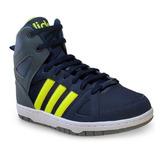 Tênis adidas Neo Hoops Team Mid F98787 Promoção - Original