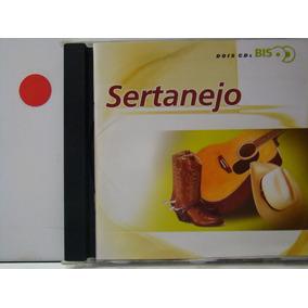 Cd - Sertanejo - Série Bis - Duplo - Coletanea
