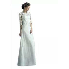 Vestido De Noiva Pronta Entrega Com Véu