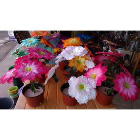 Flores Artificiales Para Manualidades En Mercado Libre Mexico - Manualidades-con-flores-artificiales