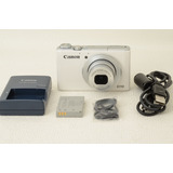 Canon Powershot S110 Blanca Touch Screen