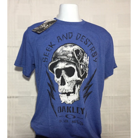 Camiseta Oakley Icon Square Fireblade Pronta Entrega! - Camisetas ... 3f2b2977853