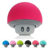 Bocina Bluetooth Honguito Inalámbrico Con Micrófono Mario