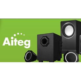 Corneta Aiteg 2.1 Mn2 Bluetooth Usb Radio