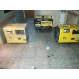 Generador/plantas Electricas Cat 10 Kva Diesel (silenciosa)