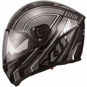 Capacete Motoqueiro Moto Motociclista X11 Impulse Wing 2017