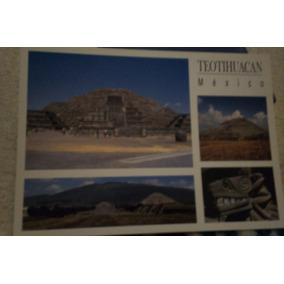 Postales De Teotihuacan, Mexico