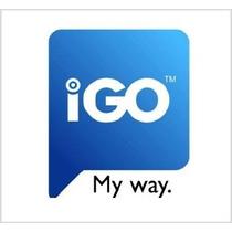Atualizaçao Gps Igo + Amigo + Primo + Menu Foston Midi Bak