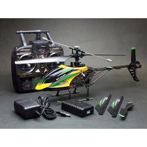 Helicoptero V912 2.4ghz 4 Canais Wltoys Pronta Entrega