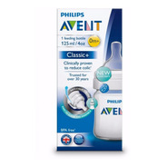 Mamadeira Anticólica Classic 125ml (0m+) - Philips Avent