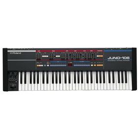 Roland Juno 106 Samples De Sonido Para Kontakt Nki