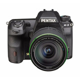 Pentax K-3 Con Lente Blakhelmet Sp