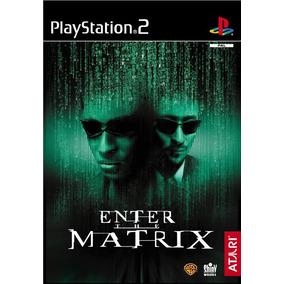 Juego Ps2 Matrix Perfecto Estadooooo