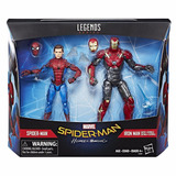 Marvel Legends Spider-man Homecoming Pack Iron Man 2017