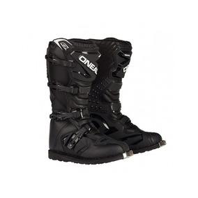Bota Motocross Enduro Oneal Rider Negro