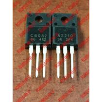 Transistores A2210 Y C6082 Para Impresora Epson T1110