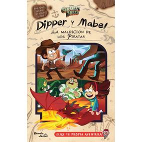 Gravity Falls Dipper Y Mabel Maldición De Los Piratas Dhl