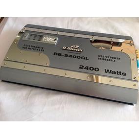 Módulo Amplificador De Potência B.buster Bb-2400gl 2400w