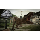 Jurassic World Evolution Juga Con Tu Usuario Entrego Ya