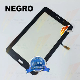 Mica Tactil Negra Samsung Galaxy Tab 3 Lite 7.0 T116 Origina