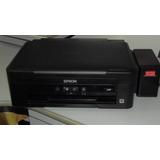 Impressora Epson L220 Com Bulk Ink Tinta Sublimática
