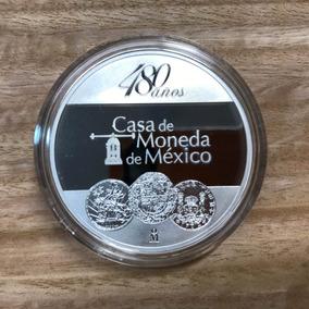 Una Onza. Acabado Espejo. 480 Aniversario Casa De Moneda
