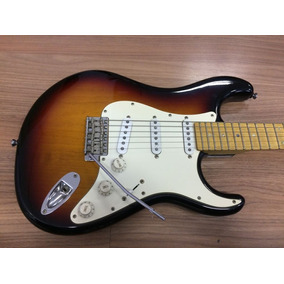 Guitarra Tagima T735 Stratocaster Sunburst 12588 Original
