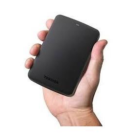 Disco Duro Portatil Externo Toshiba 2tb Usb 2.0/3.0