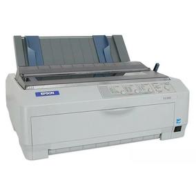 Impresora Matrix De Punto Marca Epson Mod. Fx-890