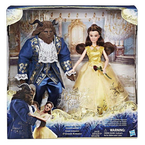 Disney Princess La Bella Y La Bestia 2 Pack