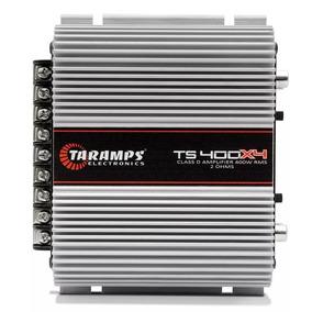Módulo Taramps Ts400 T400 Digital 400w 4 Canais + Frete